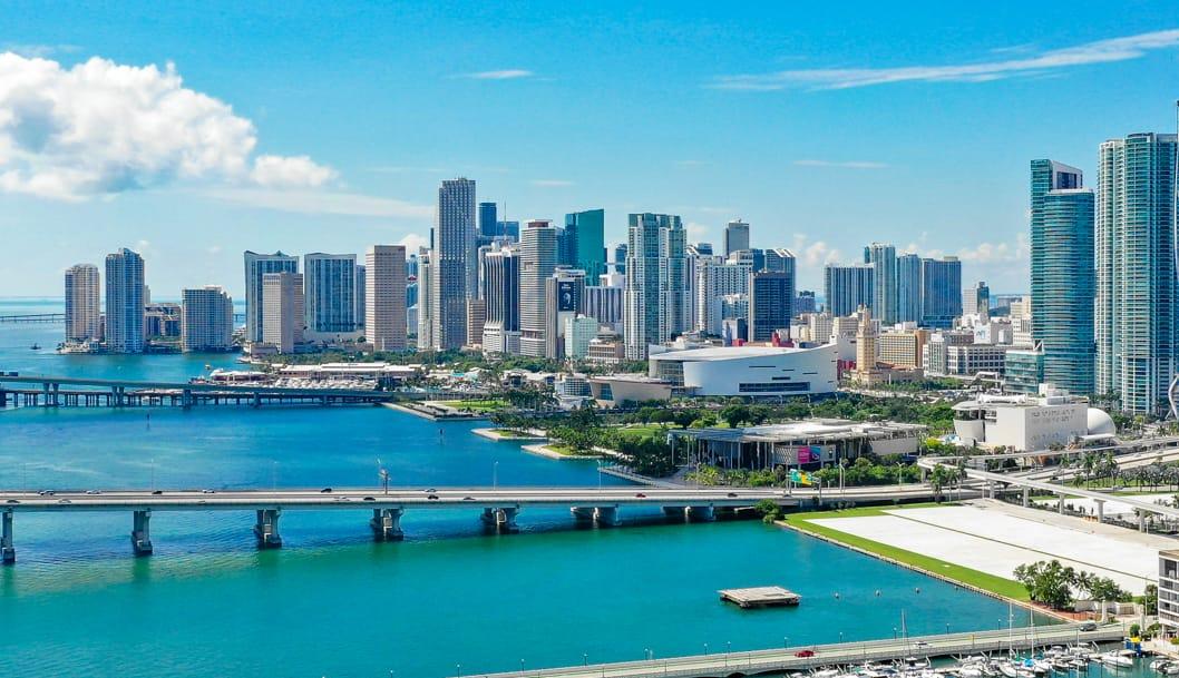 Downtown Miami Panorama
